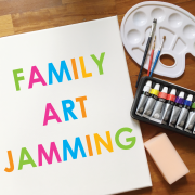 Art Jamming Workshop